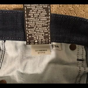 """7 For All Mankind Jeans - 7 For All Mankind """"Dojo"""" jeans"""